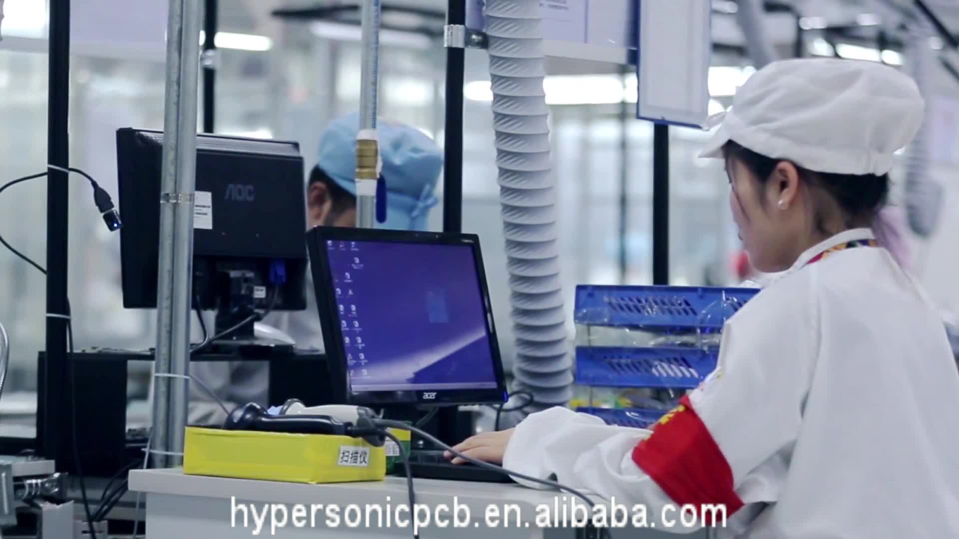 Printed Circuit Board Fr4 Printer Pcba Integrated Electronic Pcb Assembly Factory