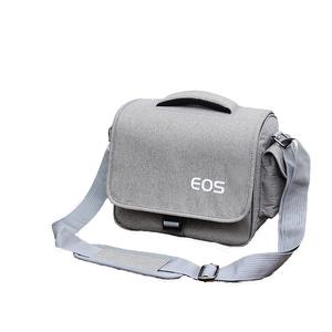 佳能相机包 单反单肩微单摄影EOS90D70D 200D二代800D M50M6男6D2