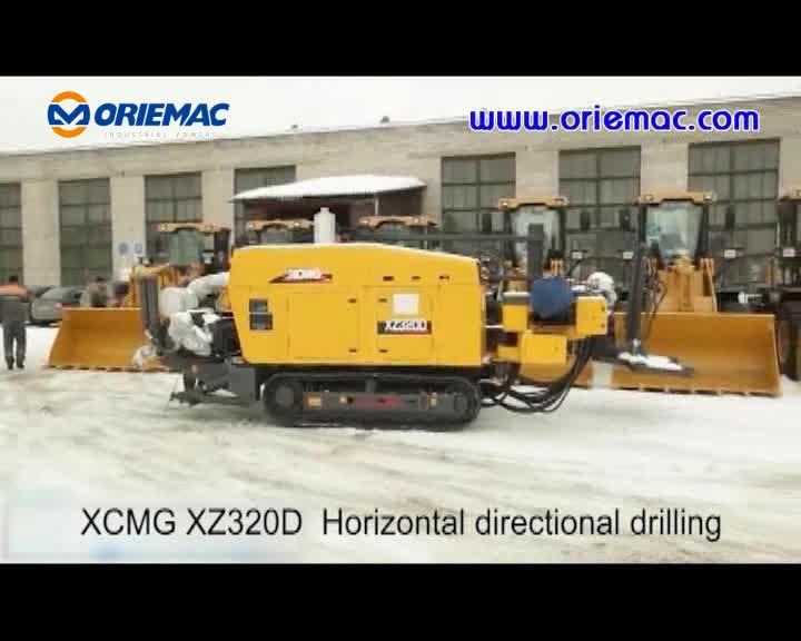 Horizontal Directional Drilling Machine HDD Machine XZ320D