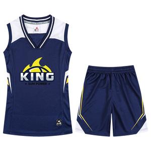 健飞篮球服套装男童小学生训练球衣