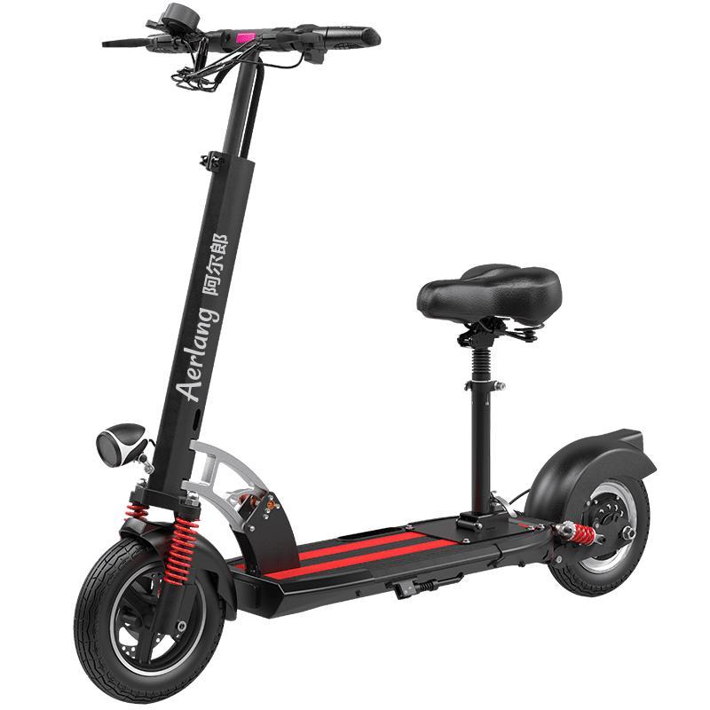 阿尔郎代驾女电动自行车