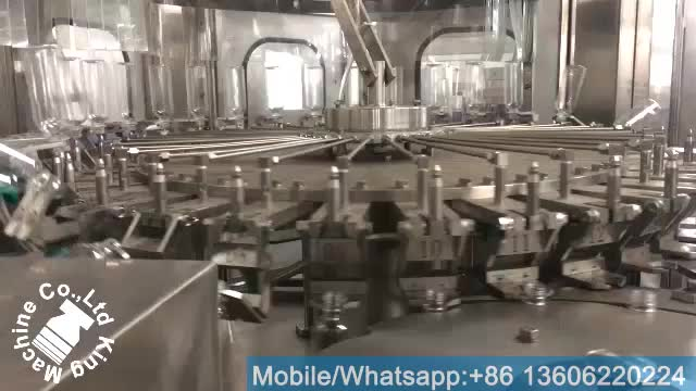 Full Automatic Small Scale Water Bottling Machines