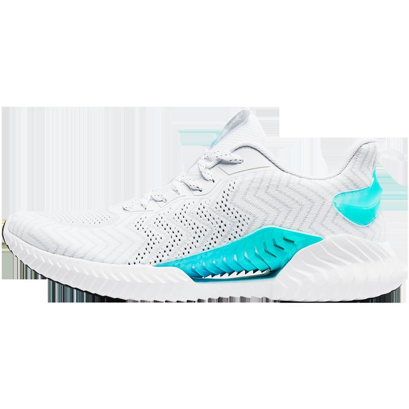特步男鞋运动鞋2020春季新款网面透气