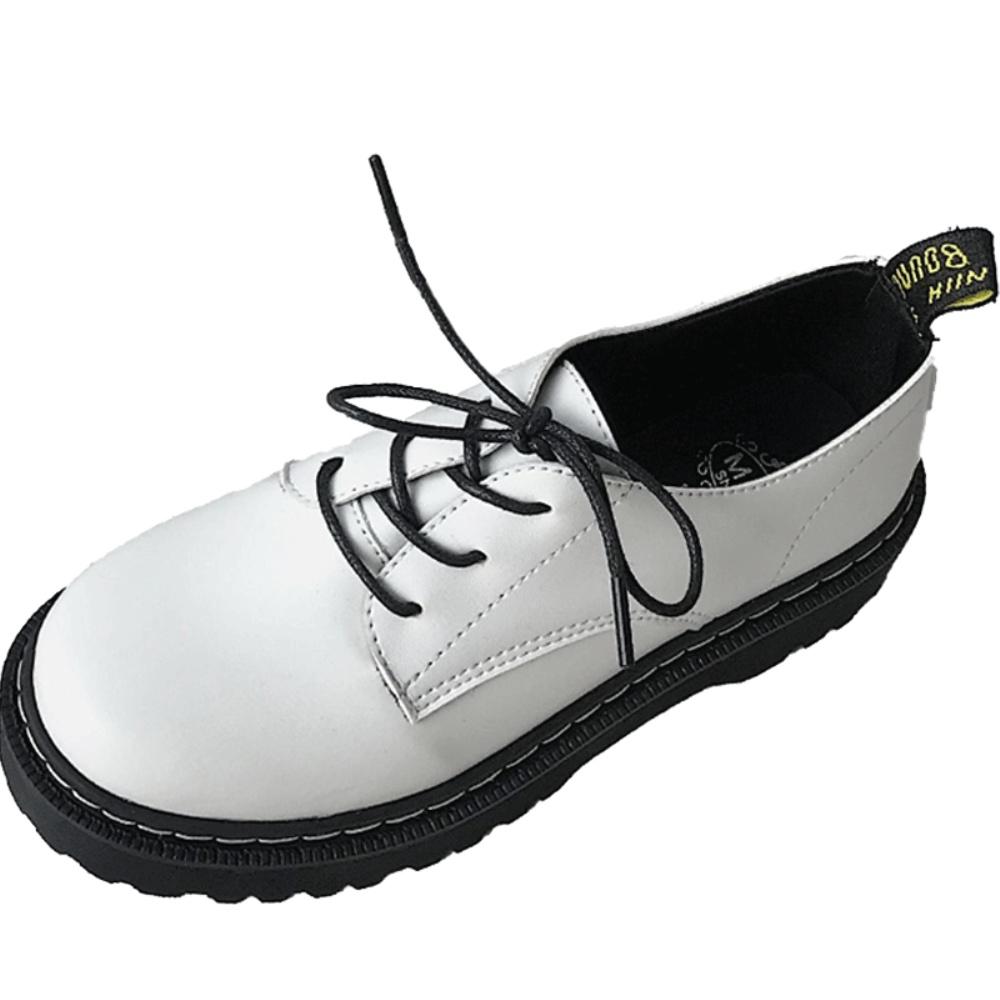 日系小香风英伦风2021年春季小皮鞋质量怎么样
