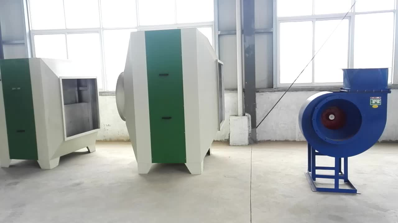 China Manufacturer Mobile Pulse-jet Cleaning Dust Collector