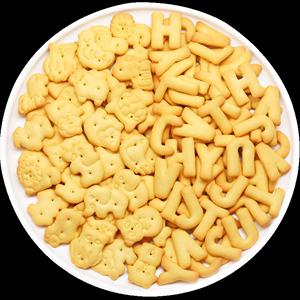 营养高钙动物字母饼干无添加孕妇糖