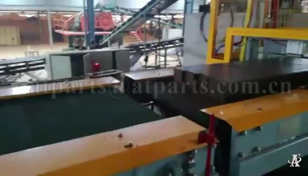 6.9m Low Cost Soil Cement Germany Automatic Pav Brick Making Machine
