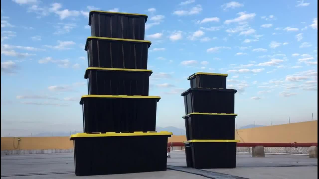 Multi Formato di Vendita Caldo Heavy Duty Plastica Vasca