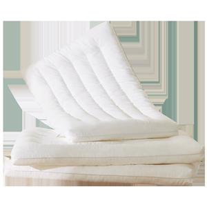 博洋家纺全棉低护颈椎薄助睡眠枕头