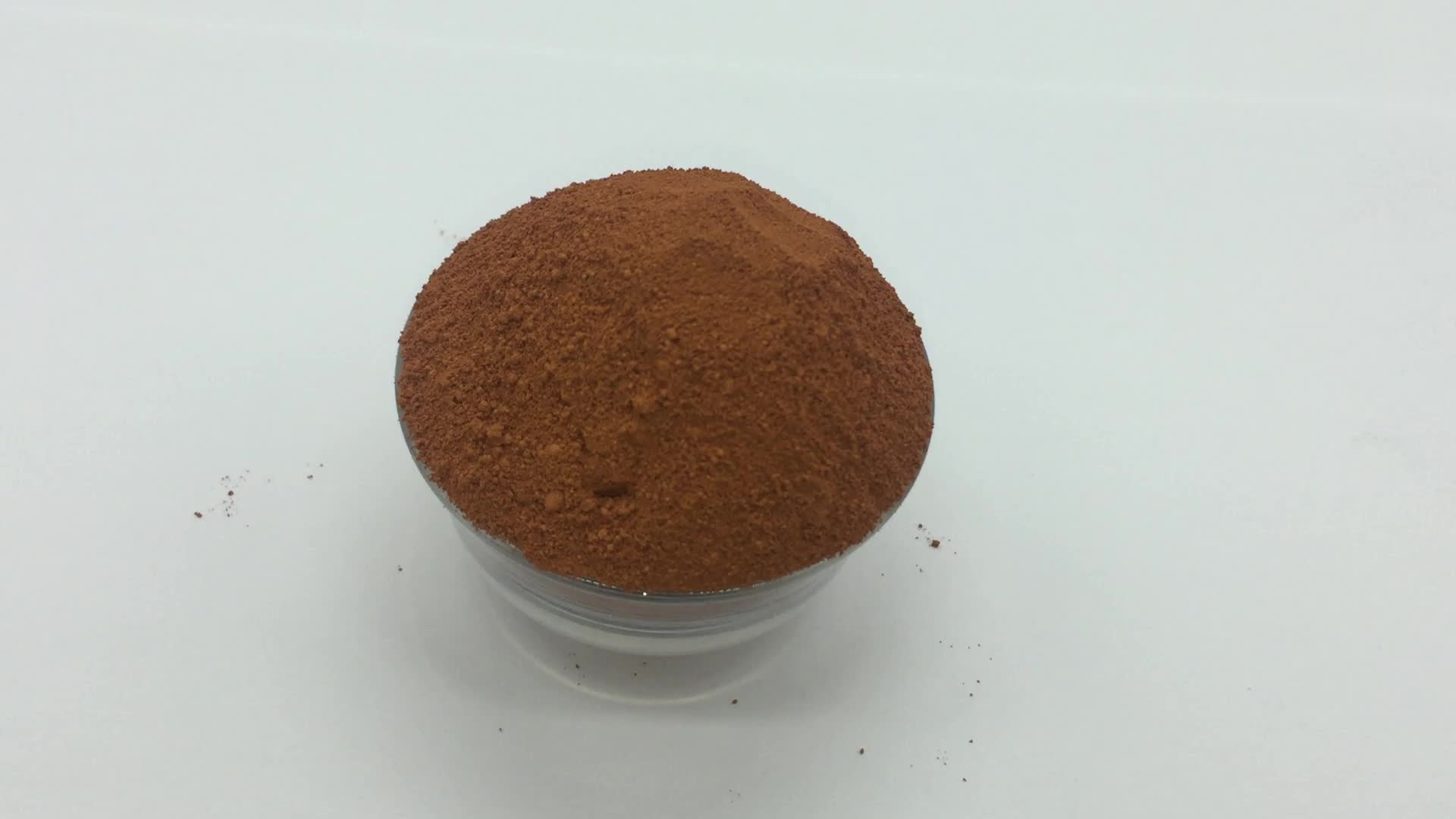 Pigmento De Oxido Ossido di Ferro Arancione Pigmentos Pigmentos Colori Ossido di Ferro