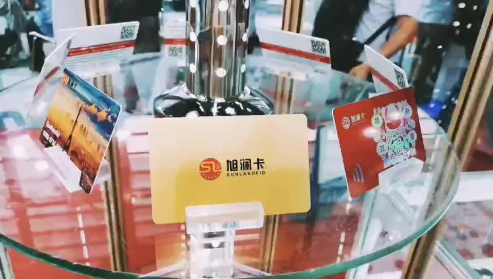 High Quality Series Number 1K Byte Subway Smart Card