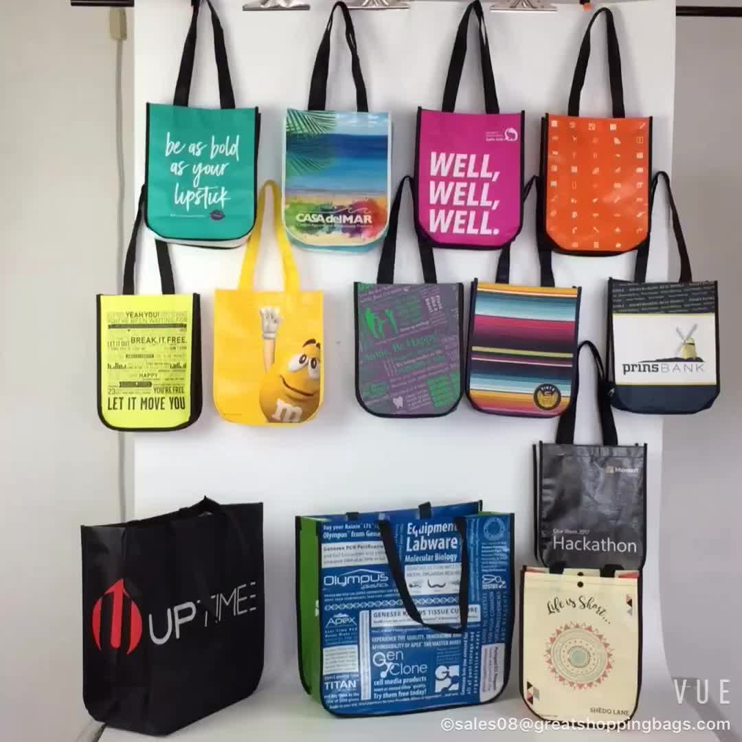 Tnt Tote Lululemon Ping Eco Bag Pp Non Woven Custom Bags View Product Details From Cangnan Great