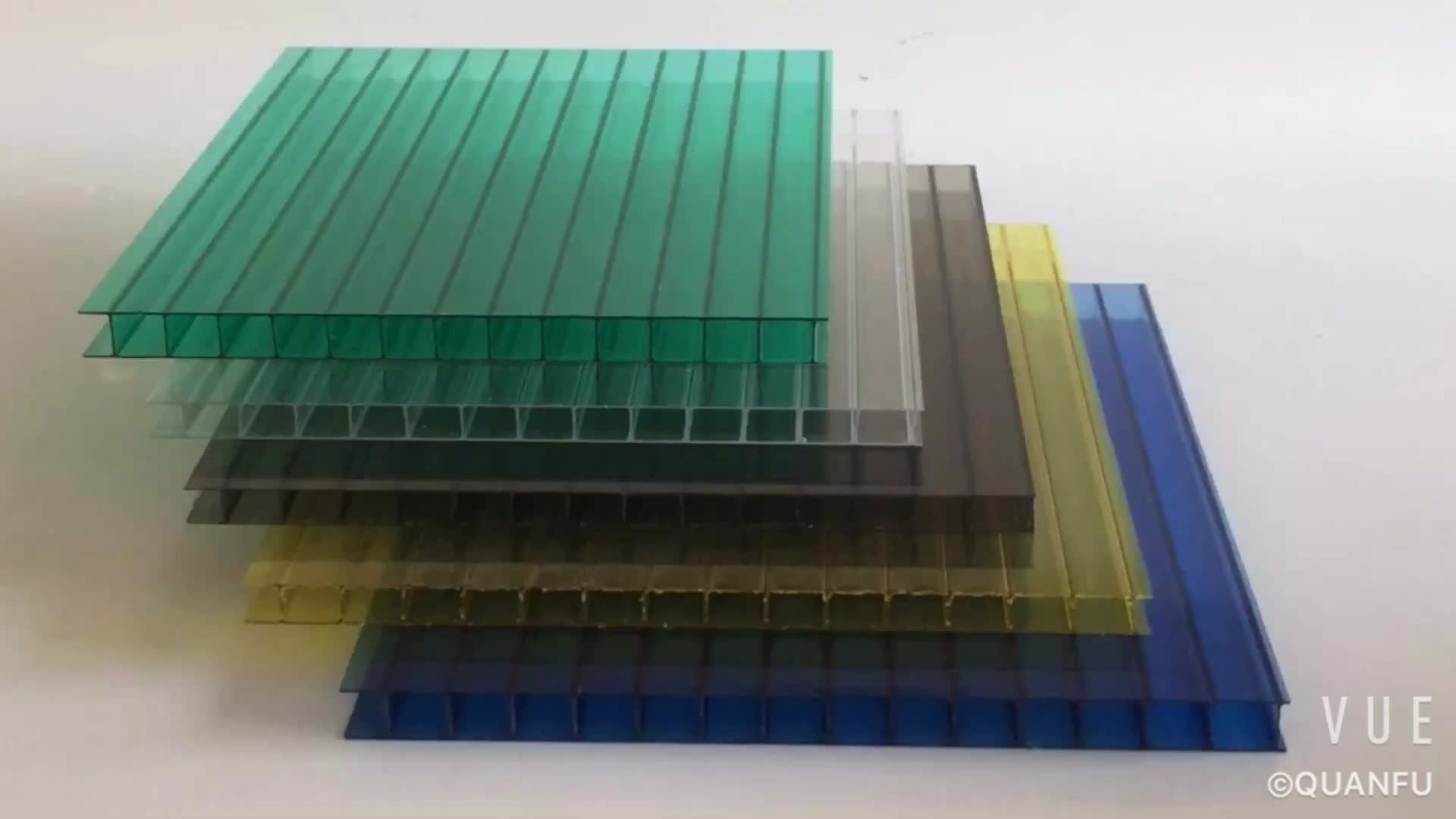 How to choose a polycarbonate for the greenhouse 5