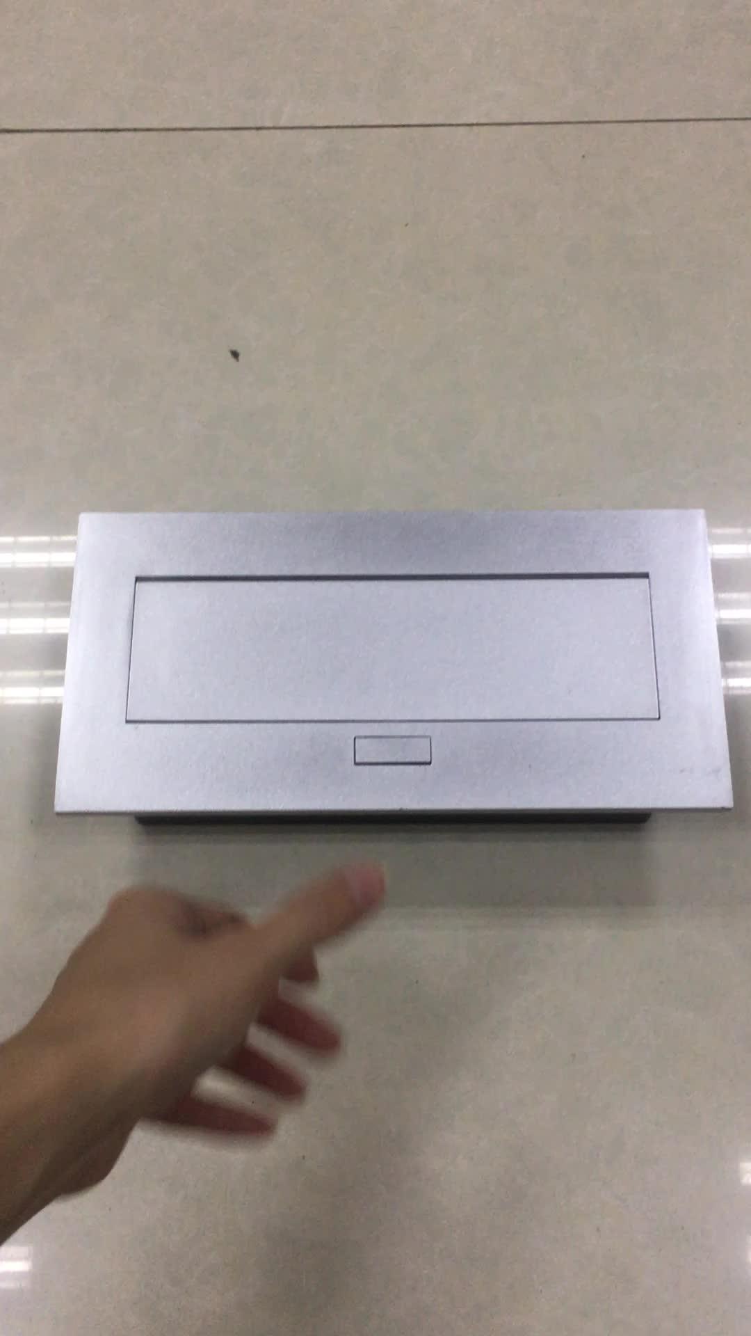 多機能フレンチ電気充電器 USB 卓上オフィスデスクトップポップアップソケットコンセント会議テーブル