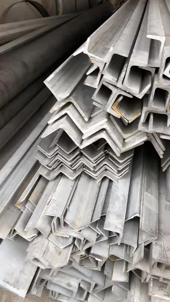 Best Selling SUS 310S Stainless Steel Angle Bar