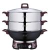 惠当家一体式多功能家用蒸煮电蒸锅价格多少好不好用
