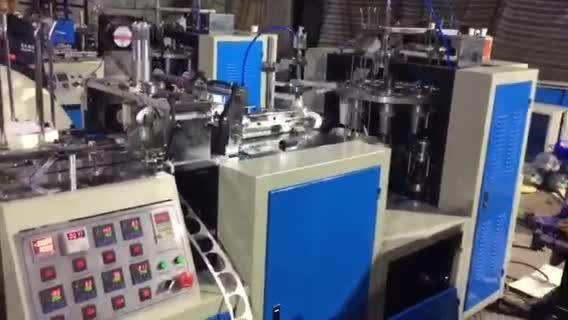 Hindistan'da Tek Kullanımlık Ultrasonik Kağıt Bardak Makinesi Fiyatı
