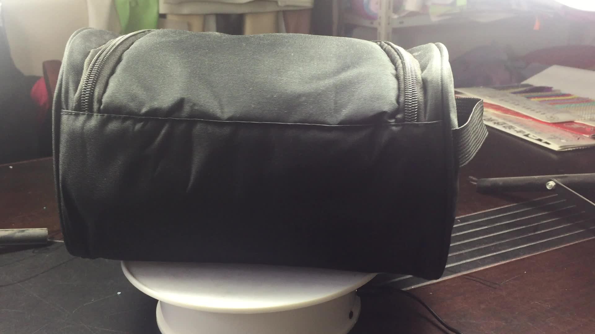 300D travel toilet bag
