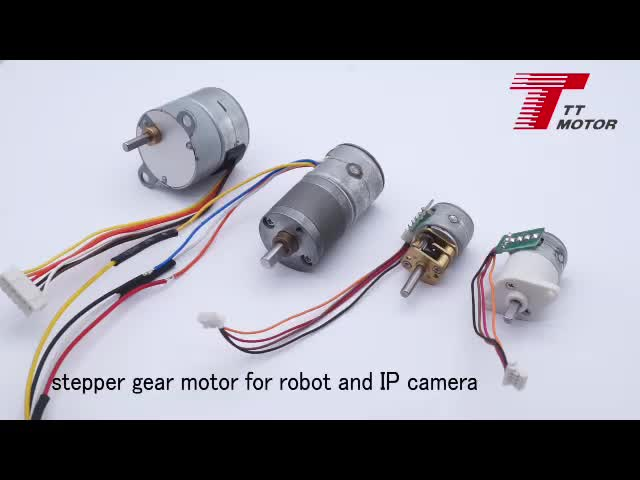 electric motor or stepper motor GM12-15BY 5V
