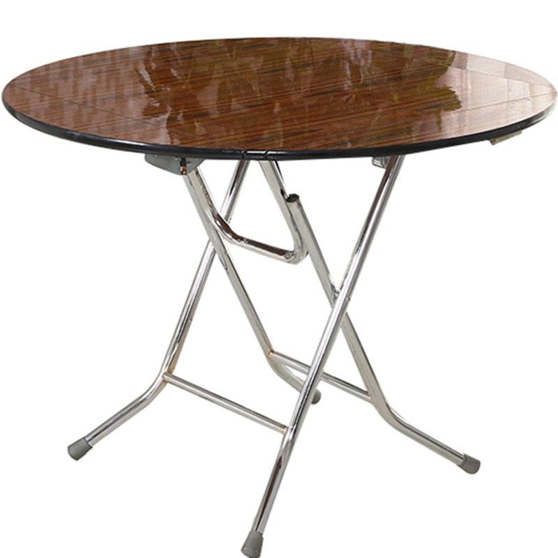 简易桌子折叠家用正方形折叠桌子用后评测