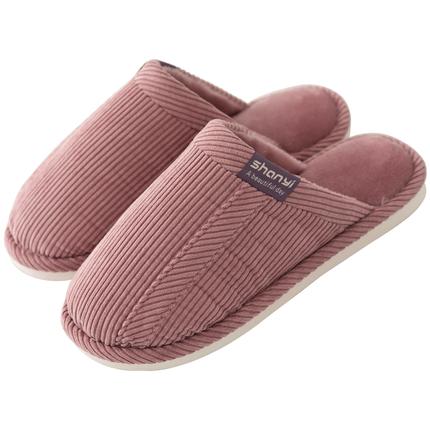买一送一男士2019新款室内棉拖鞋