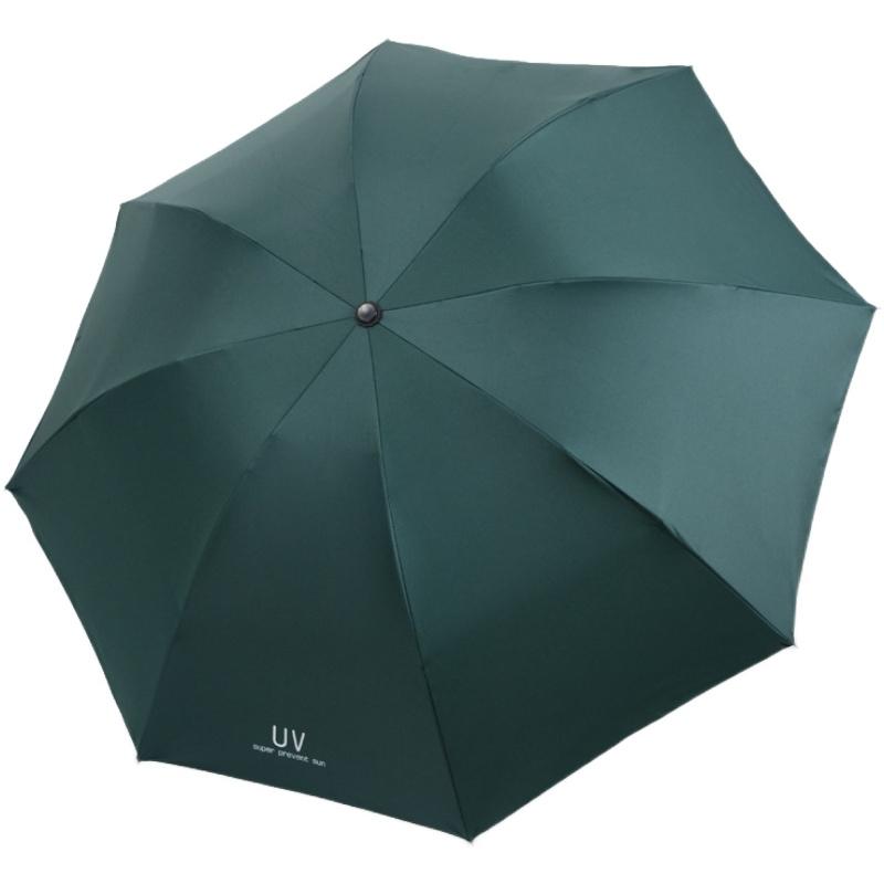 全自动雨伞女折叠遮阳伞防晒防紫外线太阳伞超大号男士晴雨两用夏