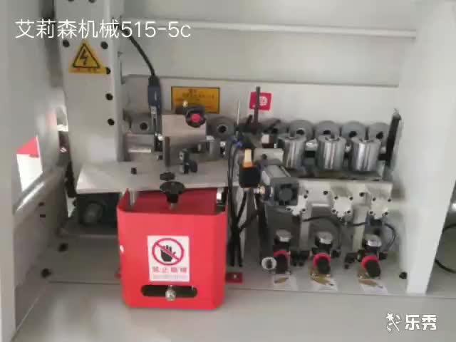 Qingdao automatische dubbele trimmen kantenverlijmer