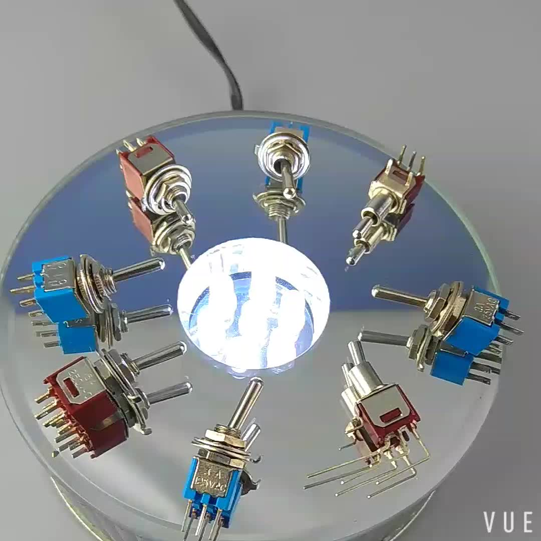 SMTS-202 DPDT 6PIN ON-ON toggle switch
