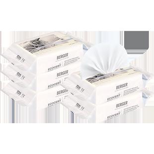 牧绵幼儿新生宝宝大包装80抽湿纸巾