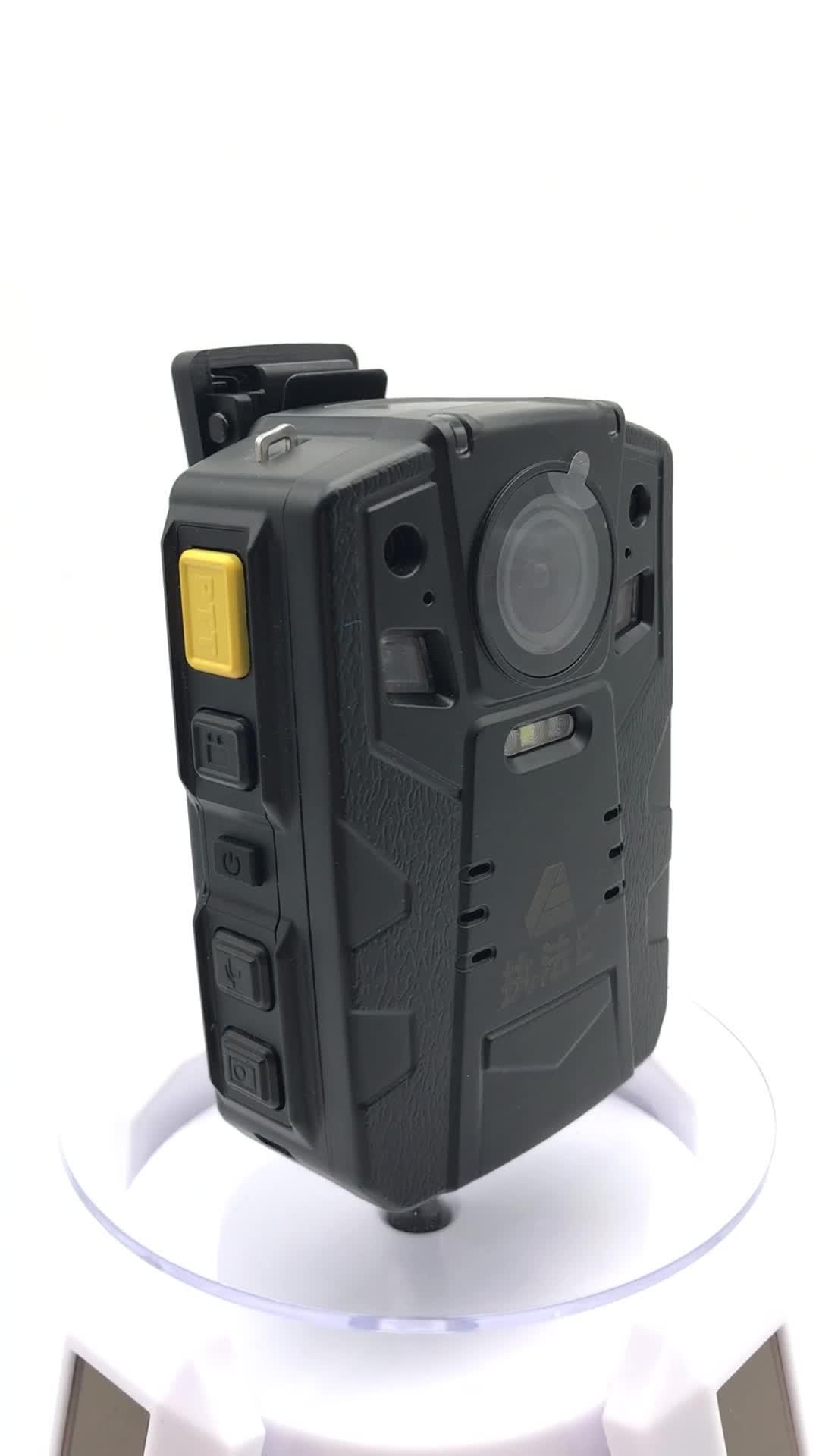 2020 판매 CCTV 카메라 바디 인터콤 시스템 4G GPS 경찰 카메라 바디 착용 카메라 DSJ-D8 (A12)