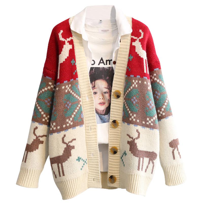 毛衣外套2021春季新品韩版宽松开衫质量可靠吗