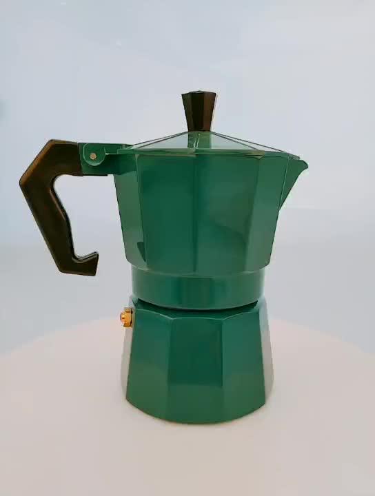 Ogniora Machine à café expresso en aluminium   De qualité alimentaire personnalisée 2020, Machine à café de qualité
