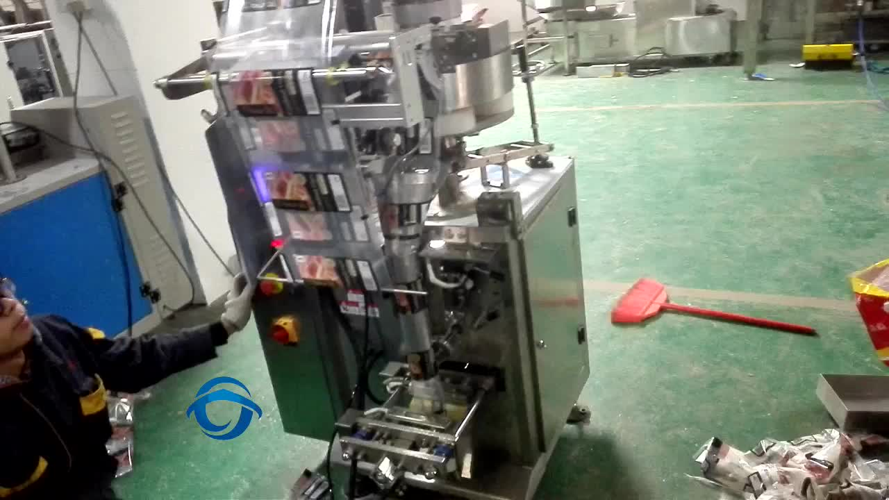 ZHIEN plastic spice packaging machine italy
