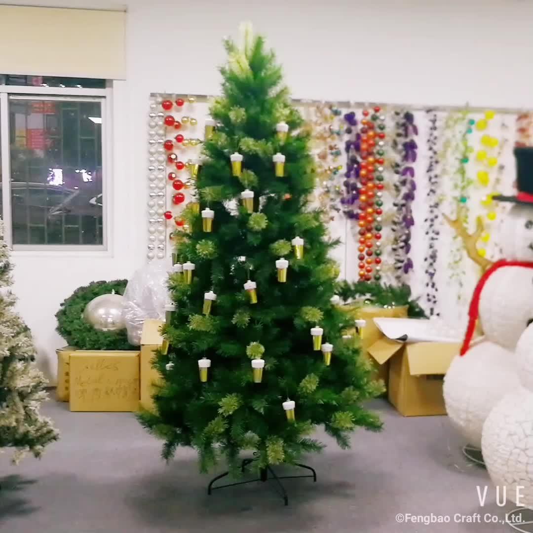 ที่นิยมมากที่สุดขายส่งต้นคริสต์มาสเทียมมีคุณภาพดีที่สุดและราคาต่ำ
