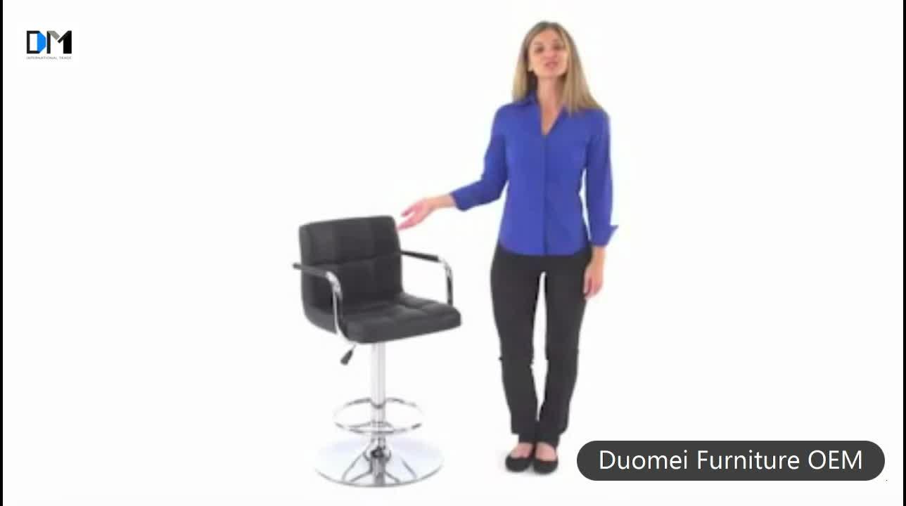 Personnalis moins cher prix tabouret de bar chaise haute de tabouret de bar blanc tabouret de - Chaise haute avec accoudoir ...