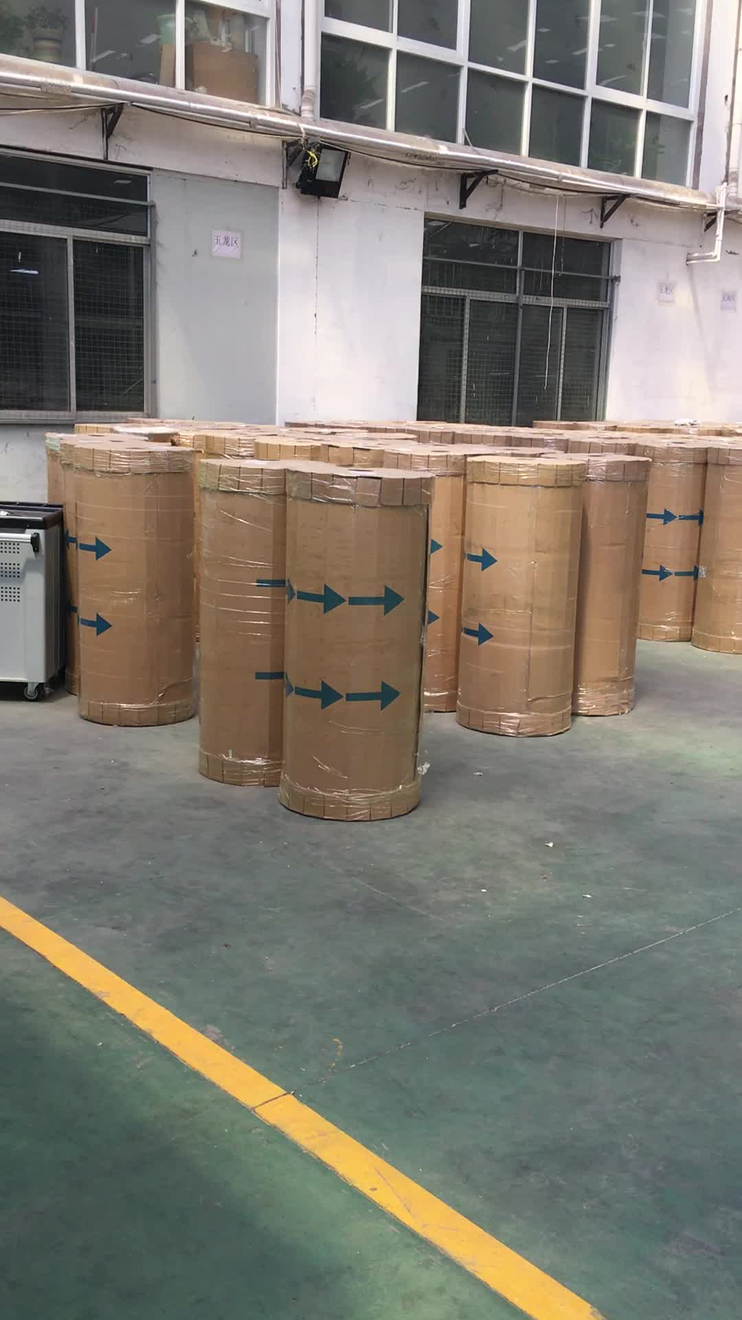 China Suppliers BOPP Adhesive Tape Jumbo Roll for Carton Packaging In Competitive Price