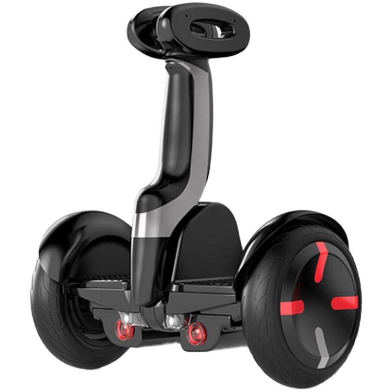 新联电动平衡车双轮儿童10体感扶杆