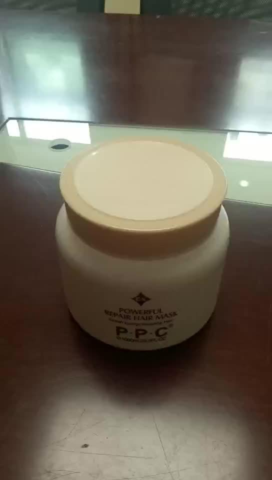 Die brasilianische Protein-Haarbehandlung von PPC ist eine professionelle Behandlung der Keratinkosmetik und die Behandlung von Proteinhaaren