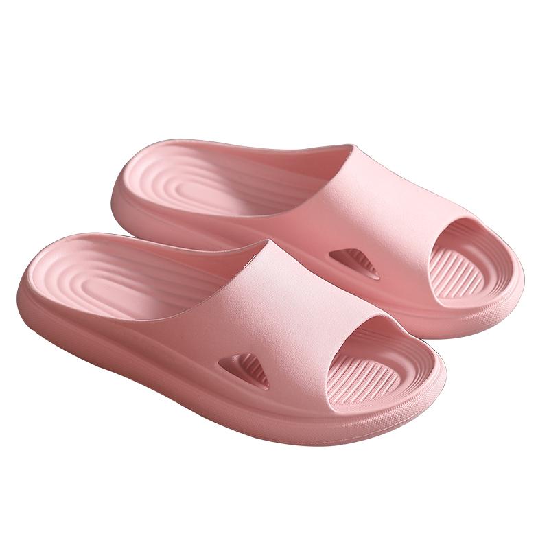 朴西家居凉拖鞋女家用外穿拖鞋夏天室内居家厚底防滑拖鞋浴室洗澡