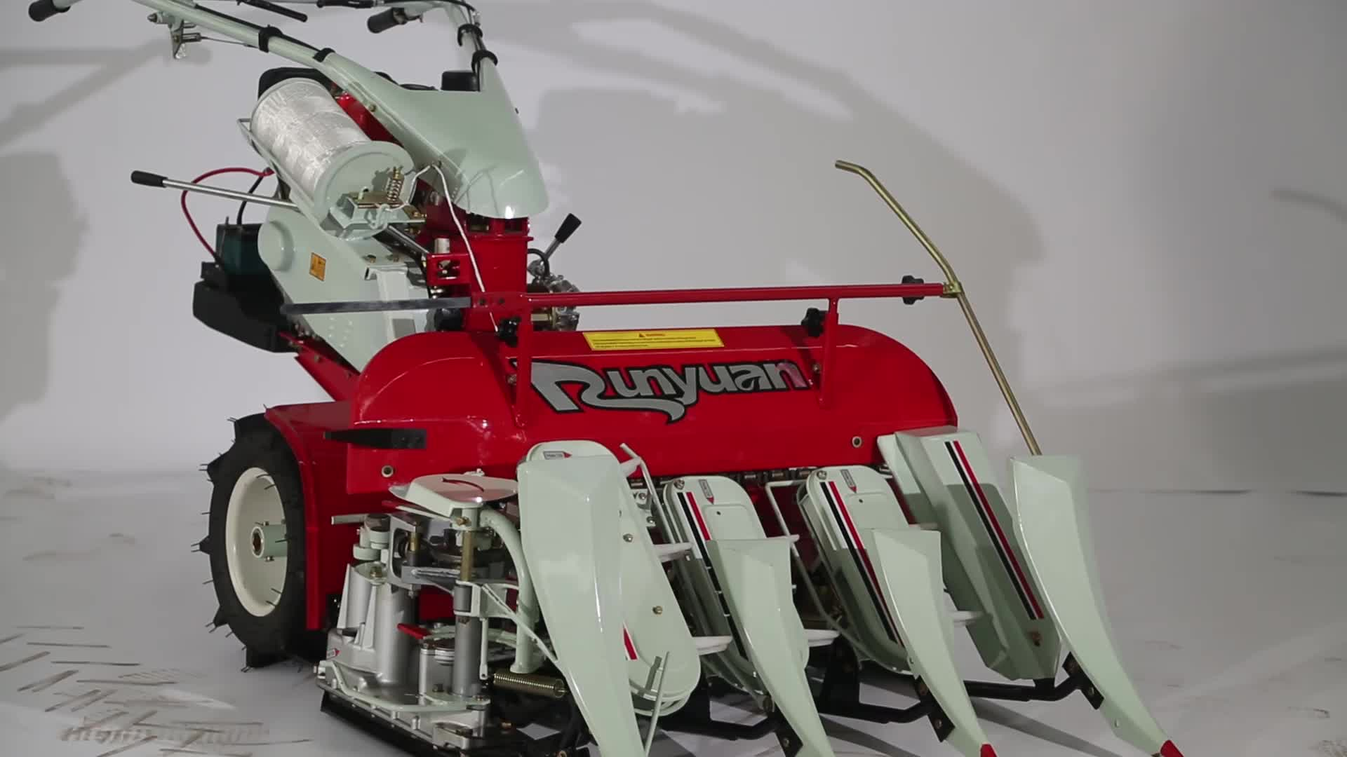 Japanese technology top quality wheat reaper binder, paddy binder,rice binder price
