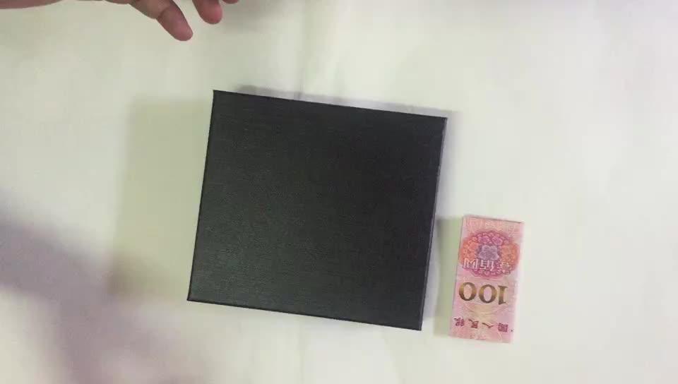 Çift Karbon Fiber Ince Cüzdan 3 K Karbon Kart Durumda Kredi kart tutucu Erkekler için