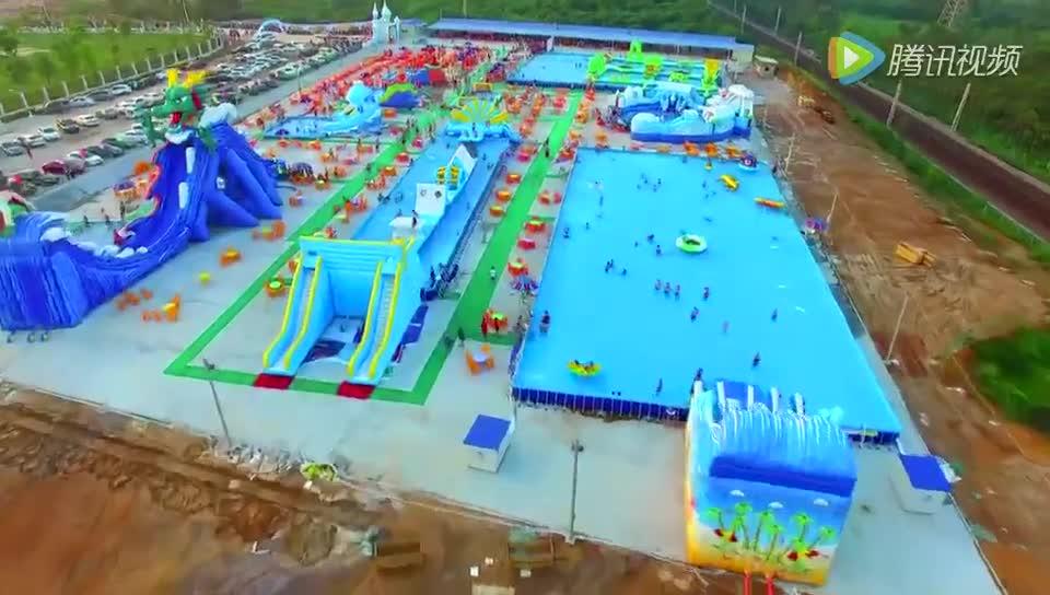 China primeira marca grande parede retangular de aço acima do solo piscina armação de metal para venda