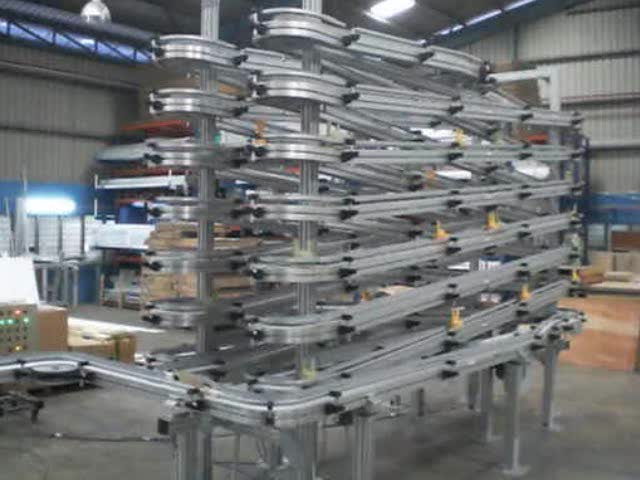 Hairise PT250 A/B Flexible chain for beverage industry