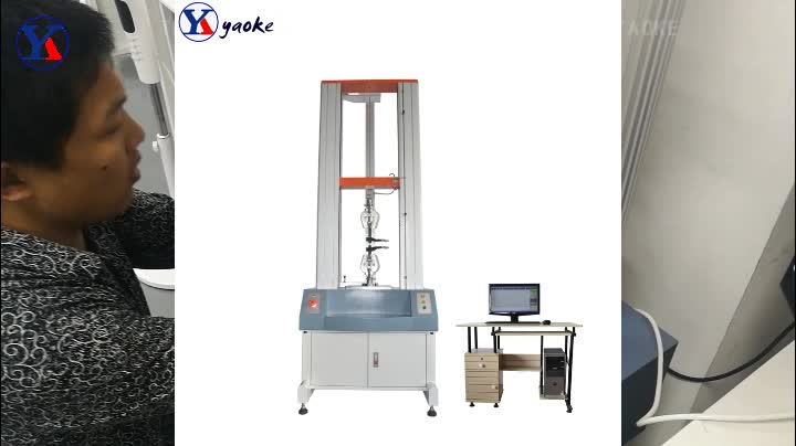 Computer Control Best Biaxial Tensile Testing Machine