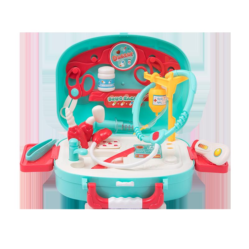 【小鸣星】儿童医疗箱玩具16件套