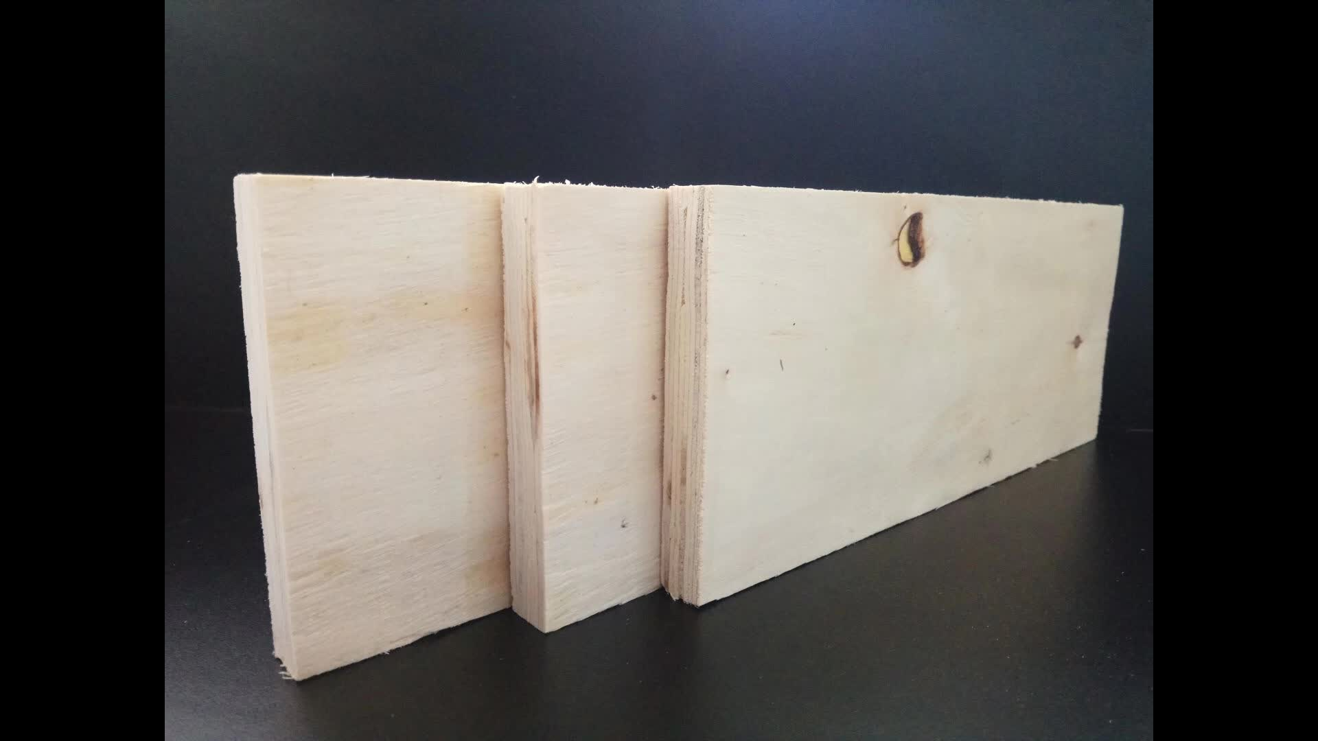 Flexible sizes poplar wooden packing  lvl timber for pallets prices
