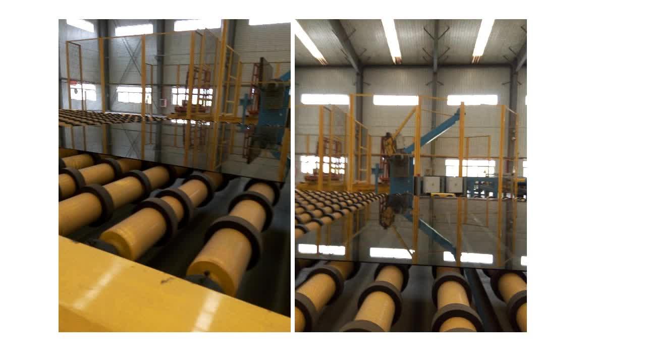 Çin fabrika fiyat 3mm 4mm 5mm ulter temizle şamandıra düşük demir cam ile Yüksek Kalite