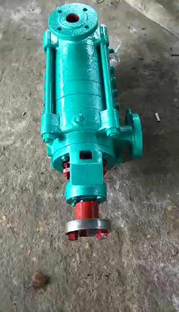 China Stainless Steel 400m Head Multistage Pumps