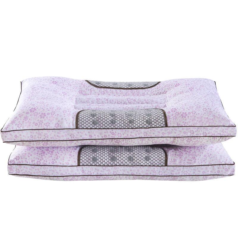 荞麦壳护颈枕学生薰衣草决明子枕头质量怎么样