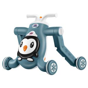 宝宝学步车三合一学走路玩具车